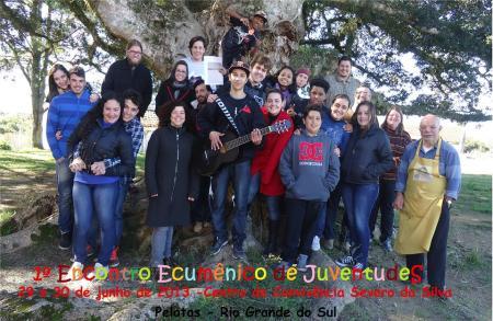 Pelotas Jun 2013 Ecumenismo 1