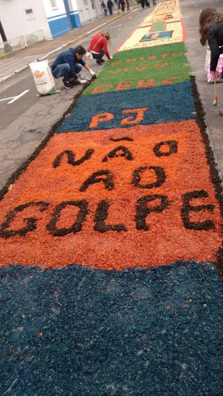 2016 - Golpe Corpus Christi 4